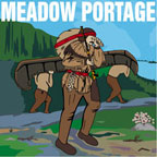 Meadow Portage Logo